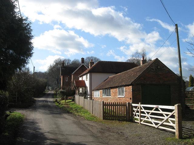 Forge Cottage, Swansbrook Lane