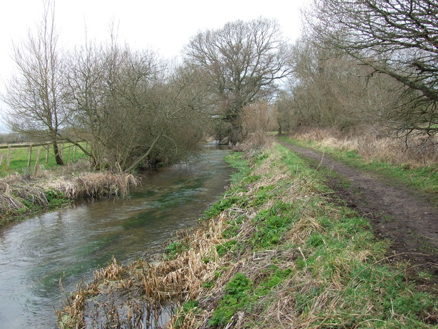 River Piddle, Throop