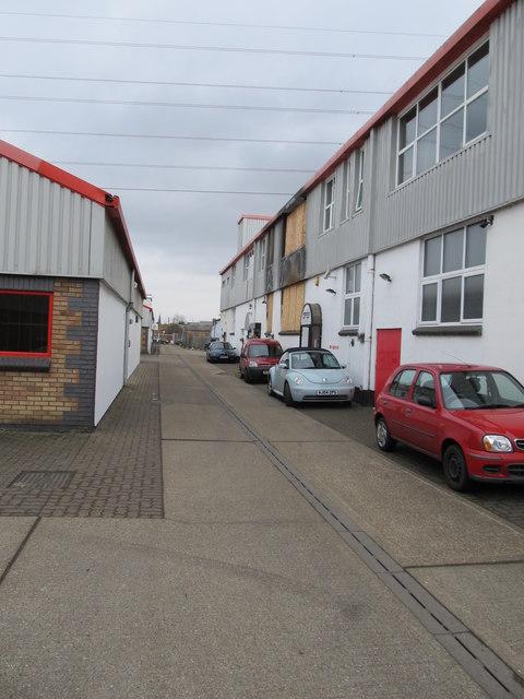 Chiltern Business Village, Uxbridge