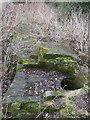 SU1287 : Derelict lock, Wilts & Berks Canal (North Wilts Branch), Moredon by Vieve Forward