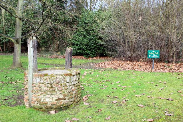 Old Well, Cedars Park, Cheshunt, Hertfordshire