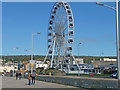 ST3161 : Weston-Super-Mare - The Weston Eye by Chris Talbot