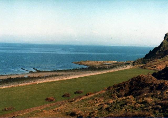 Bracken Bay, Heads of Ayr