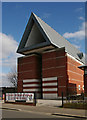 TQ3188 : St Paul's Church, Harringay (1993) - exterior view (1) by Julian Osley