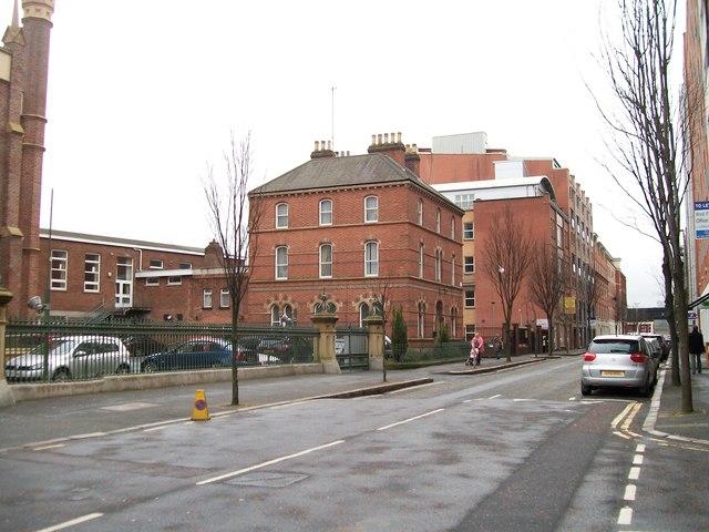 The Presbytery of St Malachy's Church, Alfred Street
