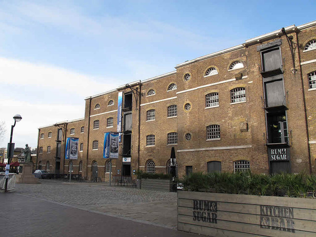 The Museum of Docklands