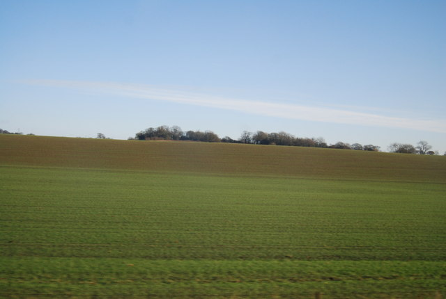 Farmland near Millmeece