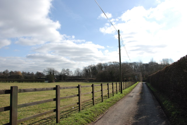 The End of Waggonner's Lane