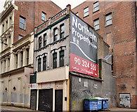 J3374 : Nos 22-24 Berry Street, Belfast by Albert Bridge