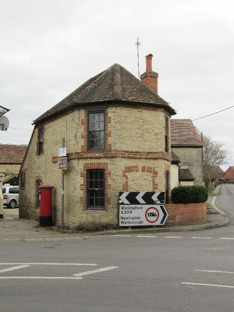Toll House on the corner