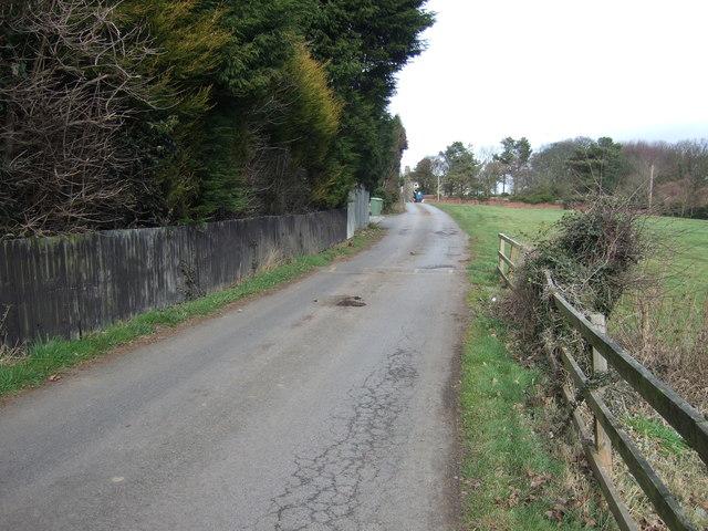 Road to Hardwicke Hall Manor Hotel