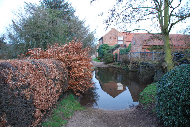 Ford at Hoveringham Mill