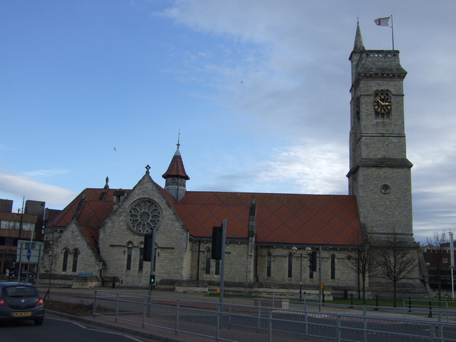 Christ Church, Hartlepool