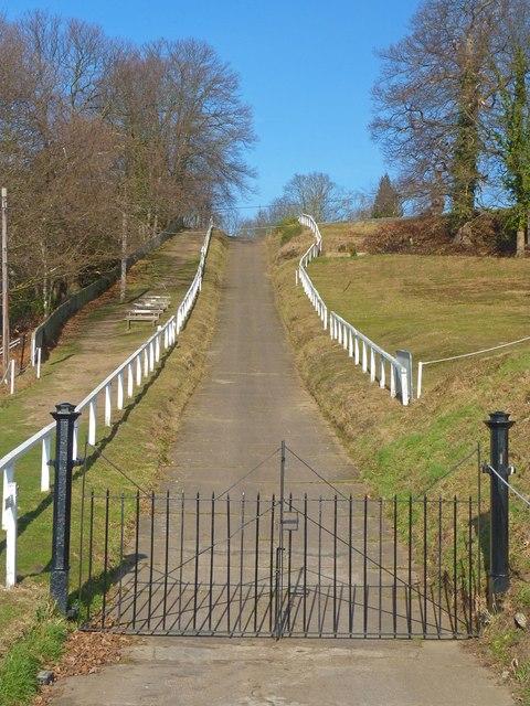 Brooklands Hill Climb