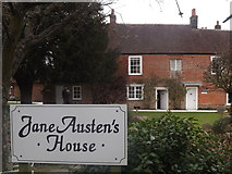 SU7037 : Jane Austen's House, Chawton by Colin Smith
