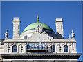 TQ2980 : Impressive Building, Piccadilly Circus, London W1 by Christine Matthews