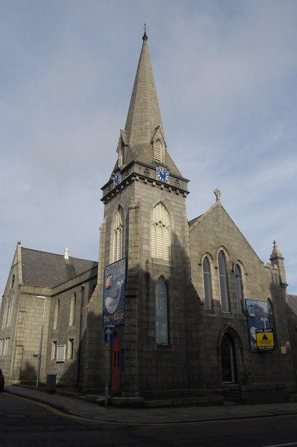 Rosemount Church RIP