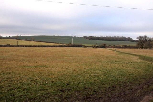 Bridleway to Chawley