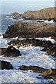 SS2224 : Rocky coast at Hartland Quay by Philip Halling