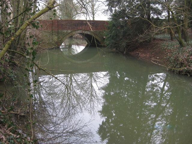 River Stour at Ailstone
