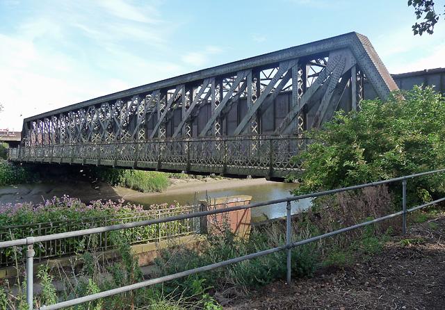 Arpley Bridge, Warrington