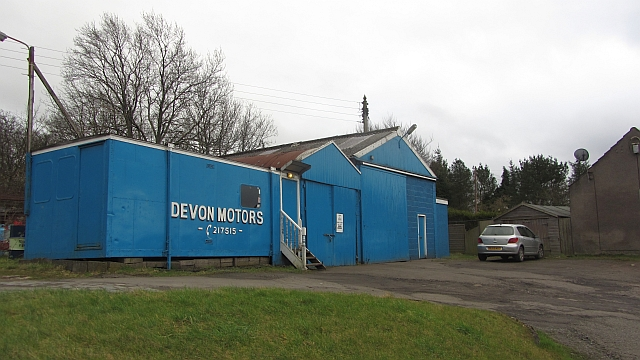 NS9095 : Devon Motors
