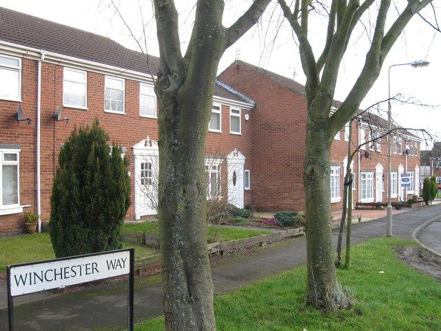 Winchester Way, Bedlington