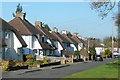 TQ0283 : Church Road, Iver Heath by Graham Horn