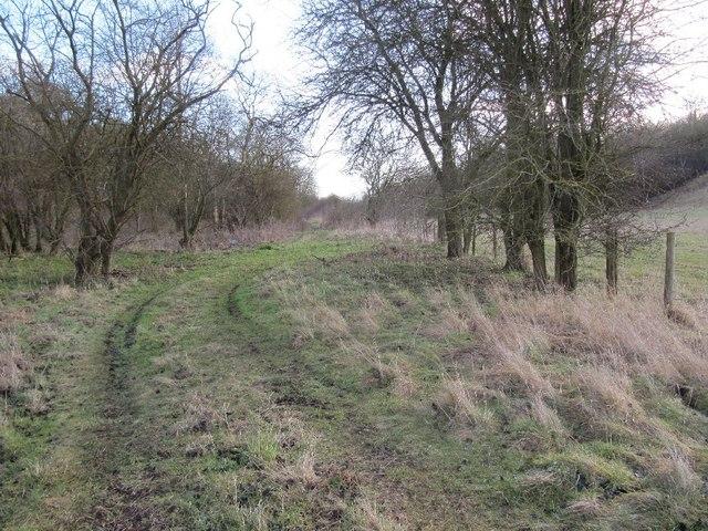 Track towards Upton