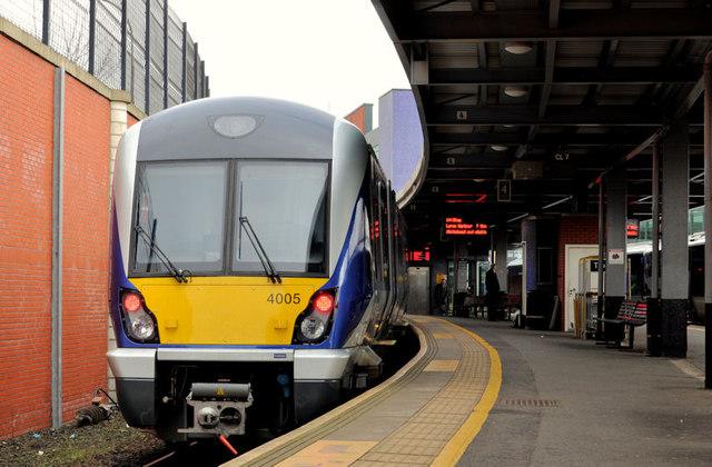 C4K train, Belfast (4)