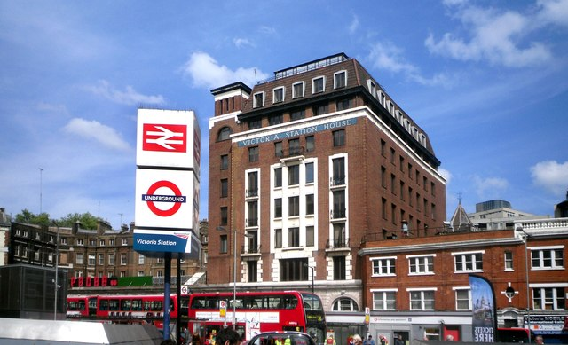 Victoria Station House
