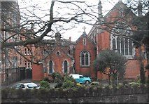 J3471 : The Lys Marie Convent on Ormeau Road by Eric Jones