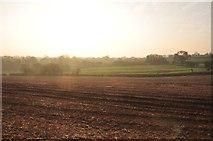 ST0215 : Mid Devon : Ploughed Field by Lewis Clarke