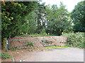 SP2962 : Blocked Gateway, The Belt by Nigel Mykura