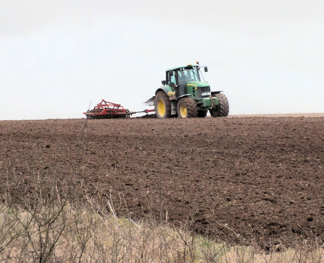 Tilling the field (1)