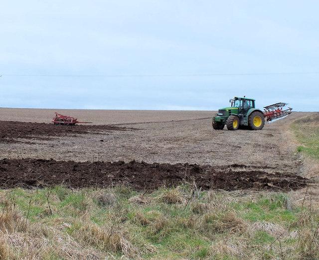 Tilling the field (3)