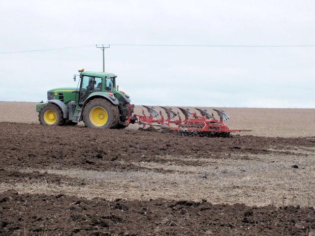 Tilling the field (4)