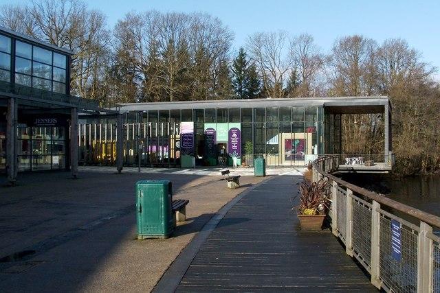 The National Park Gateway Centre