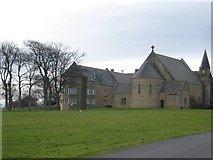 NZ8810 : Sneaton Castle and St Hilda's Priory (6) by Mike Kirby