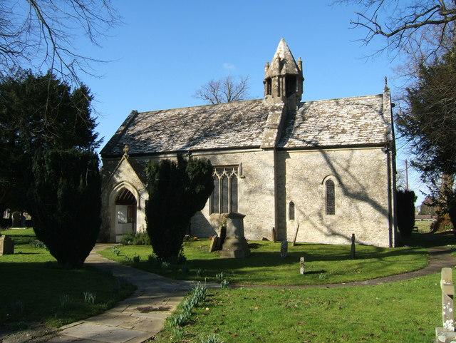 Acton Turville Parish Church