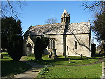 ST8080 : Acton Turville Parish Church by Ruth Riddle