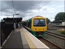 SP0278 : Cross City Train at Northfield by Rob Newman