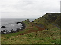 C9444 : Giants Causeway: The Great Stookan by Anthony Foster