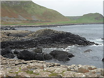C9444 : Giants Causeway: The Middle Causeway by Anthony Foster