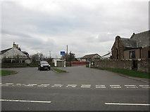 NS2107 : Kirkoswald Road by Billy McCrorie