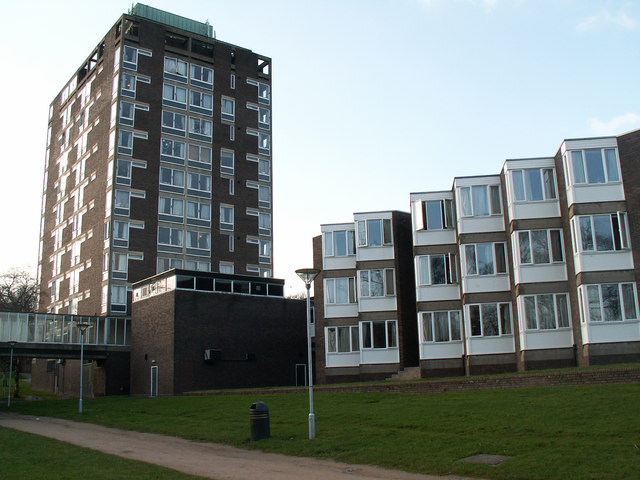 Mason Hall of Residence, University of Birmingham