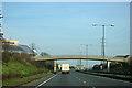 TQ5475 : Bridleway bridge over A206 by Robin Webster