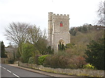 SY2591 : St Michael's Church Axmouth by Rod Allday