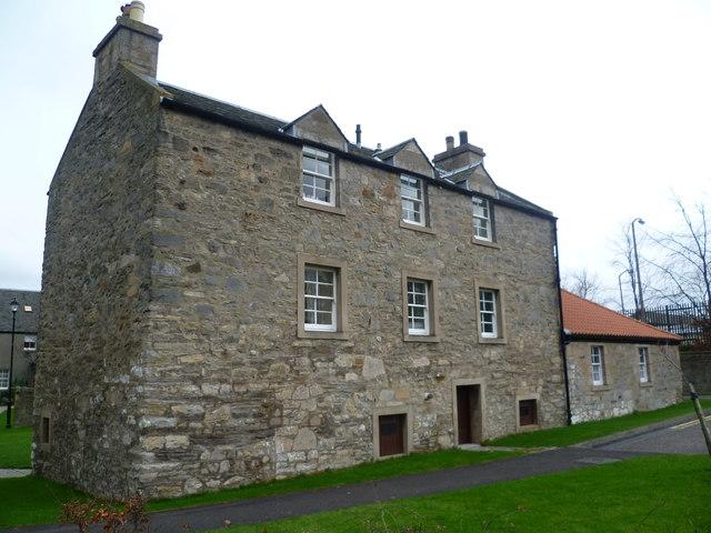 Bonnyhaugh House by kim traynor
