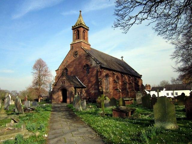 Coddington Cheshire Family History Guide